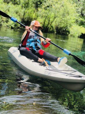 Camping, Kayaking, Silver Springs, Florida, State Parks