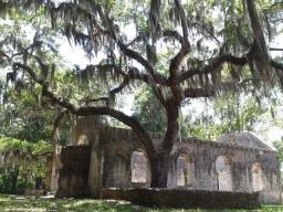 Chapel of ease St Helena South Carolina