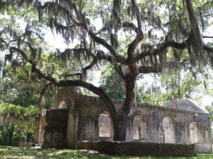 Chapel of ease St Helena South Carolina