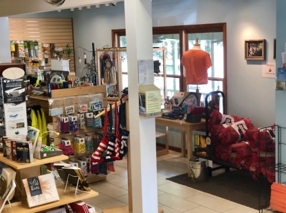 The Office/Store/Gift Shop at Crooked River State Park